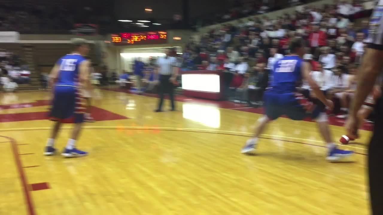 Richmond opens the 2018-19 boys basketball season with a 70-47 win over Jay County
