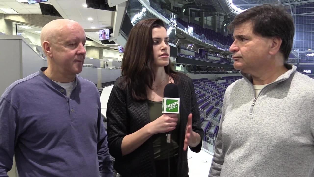 Pete Dougherty, Olivia Reiner and Tom Silverstein discuss the Packers' shortcomings in their loss to the Minnesota Vikings.