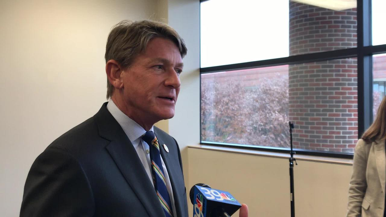 Randy Boyd talks the value of UT-Martin during his first day as University of Tennessee System interim president