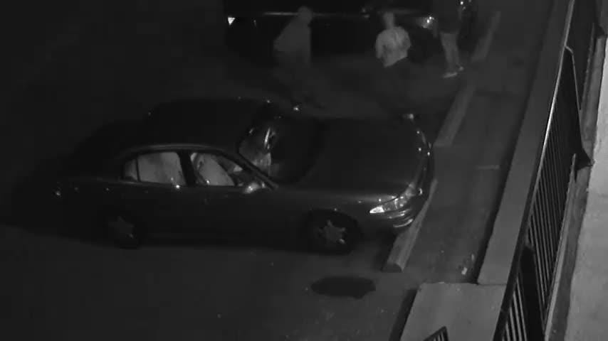 Crime Stoppers is offering a reward of up to $1,000 for info that helps identify the three men suspected of beating a man at the Coachlight Inn.
