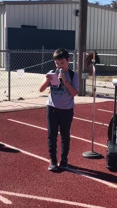 Samuel Blaze Armendariz, 7, shares his life with Type-1 Diabetes