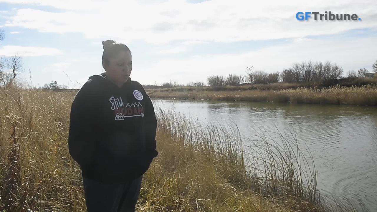 Voices on the Keystone XL Pipeline-Marina Starr, Poplar, MT