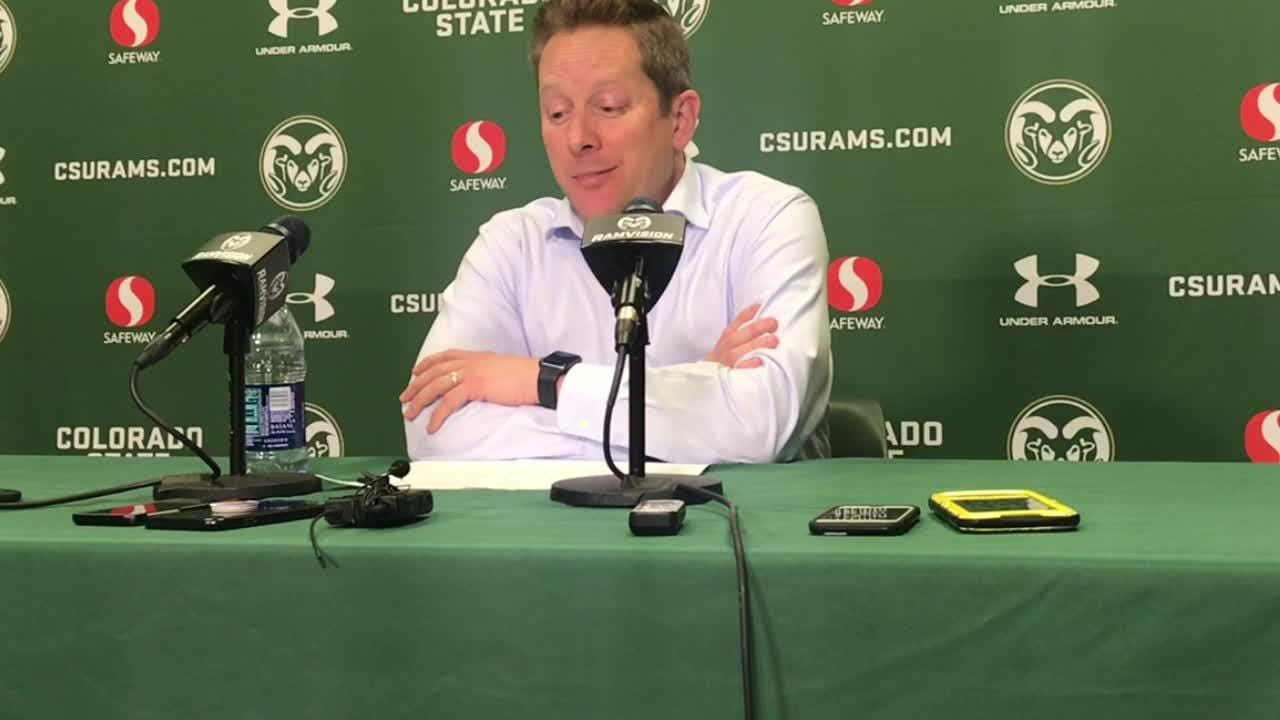 The CSU basketball team lost 82-67 to Southern Illinois on Tuesday.