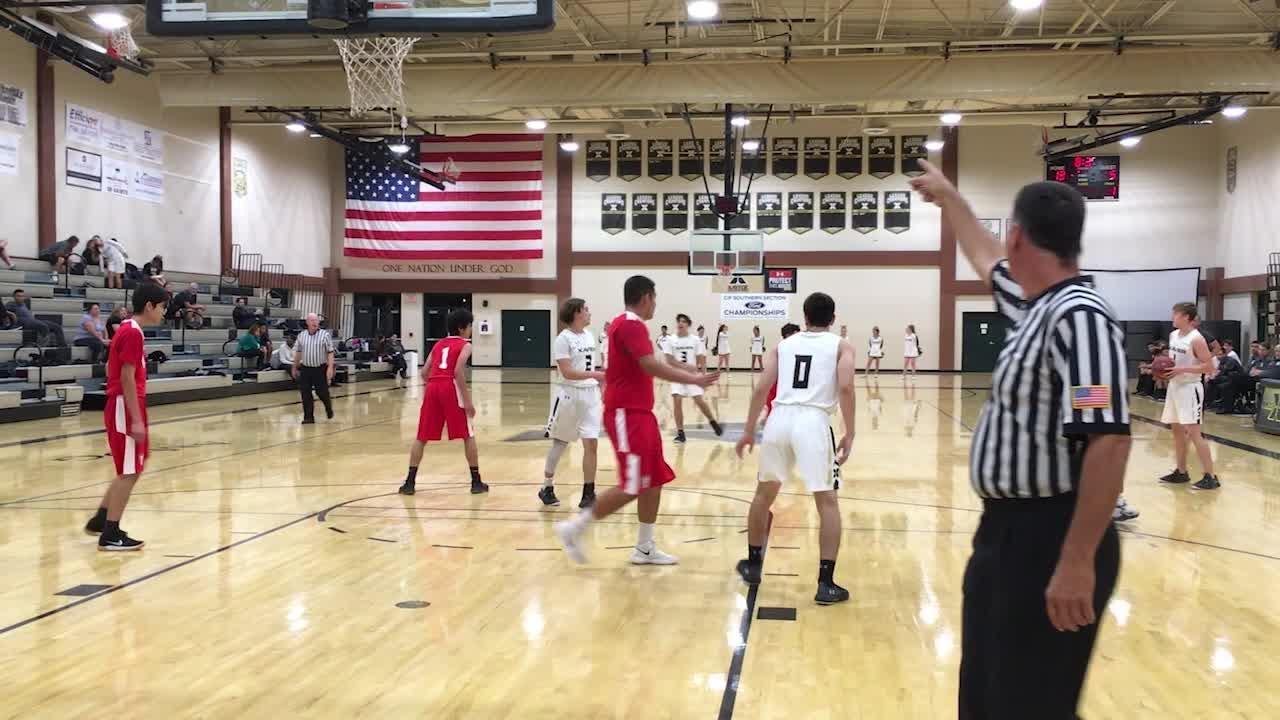 Xavier Prep basketball defeats Desert Mirage