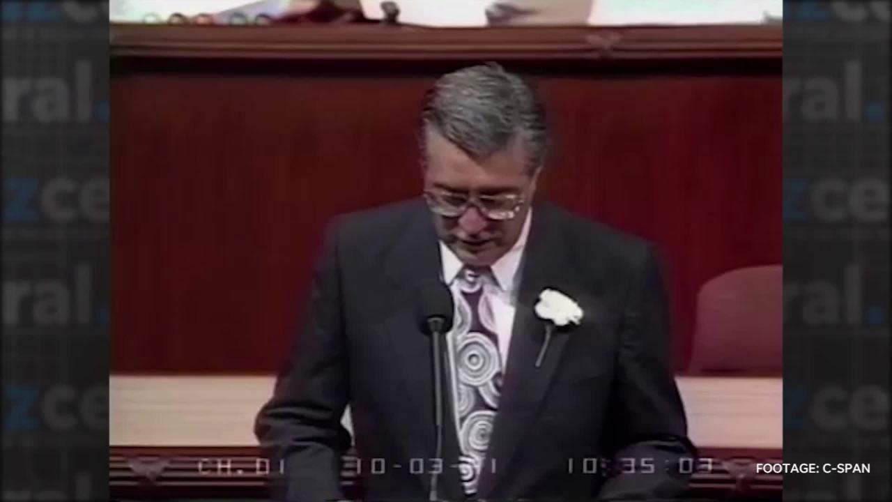 Former U.S. Rep. Ed Pastor, Arizona's first Hispanic member of Congress, has died. He was 75.