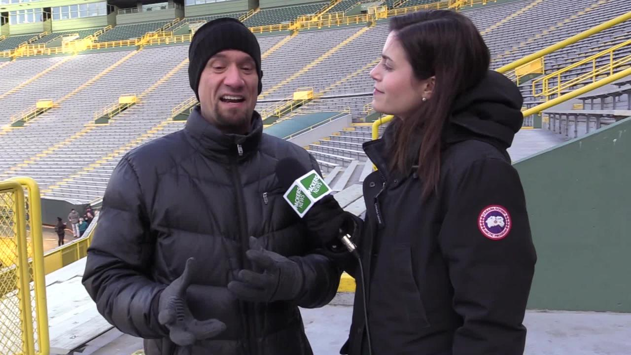 Jim Owczarski and Olivia Reiner discuss what Aaron Rodgers and Mike McCarthy had to say about Rodgers' performance on Sunday.