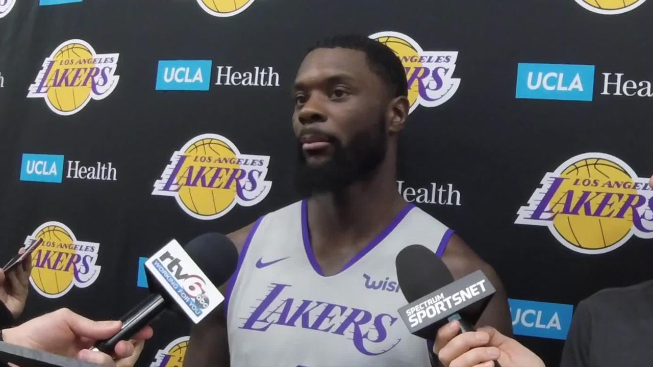 f499ee973 Lakers  Lance Stephenson hopes to avoid making game vs. Pacers all about  himself