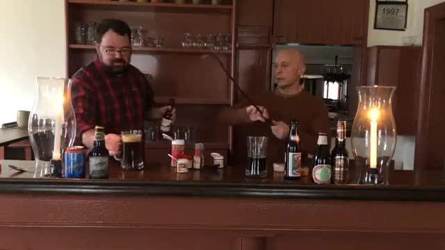 Freep makes 'Hot Ale' recipe from 1900