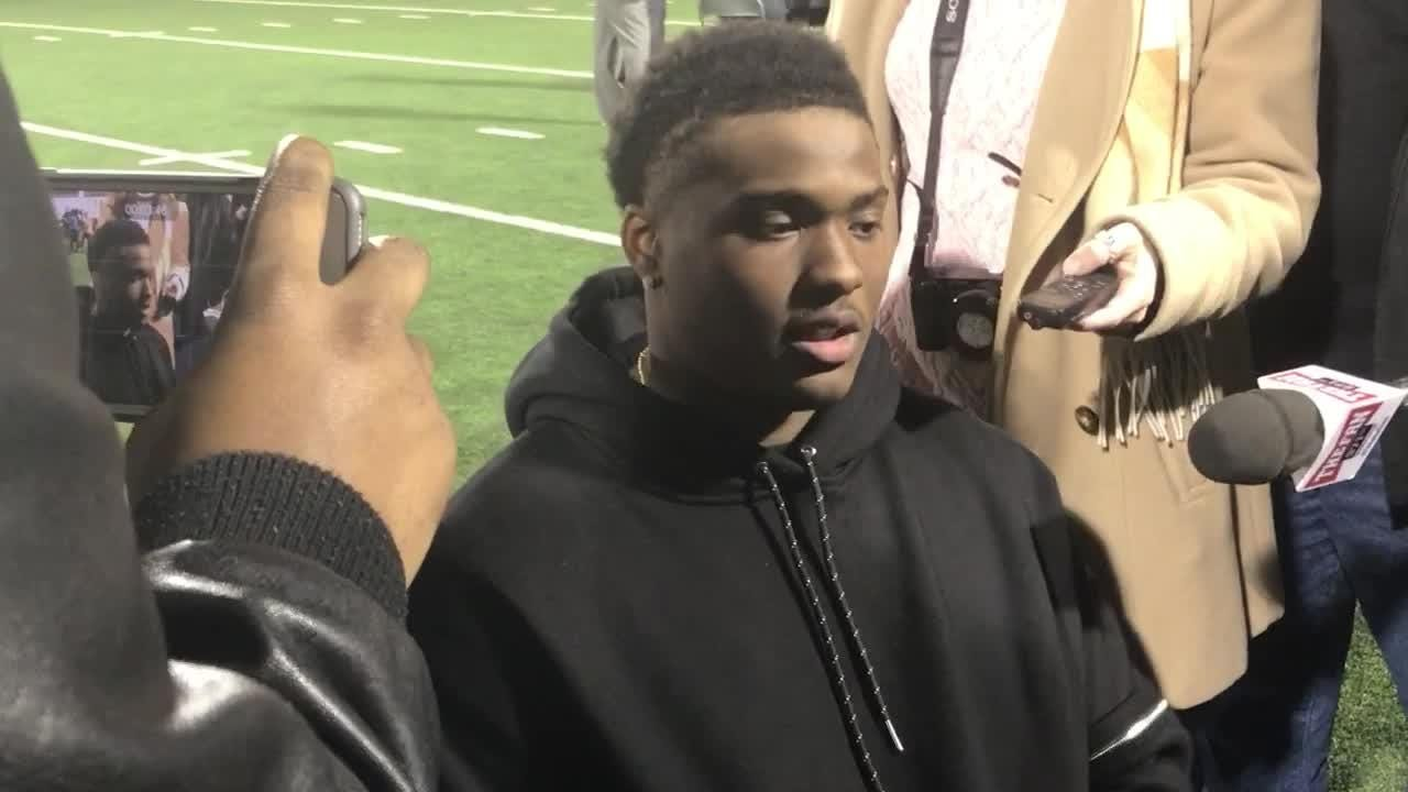 OSU quarterback Dwayne Haskins on what's different for the Buckeyes since 49-20 loss to Purdue