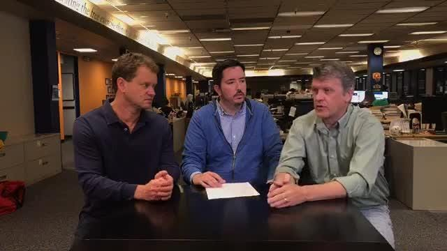Brett, Duke, and Jim break down Wolf Pack hoops and gridiron, along with a look at the 4A state championship game.