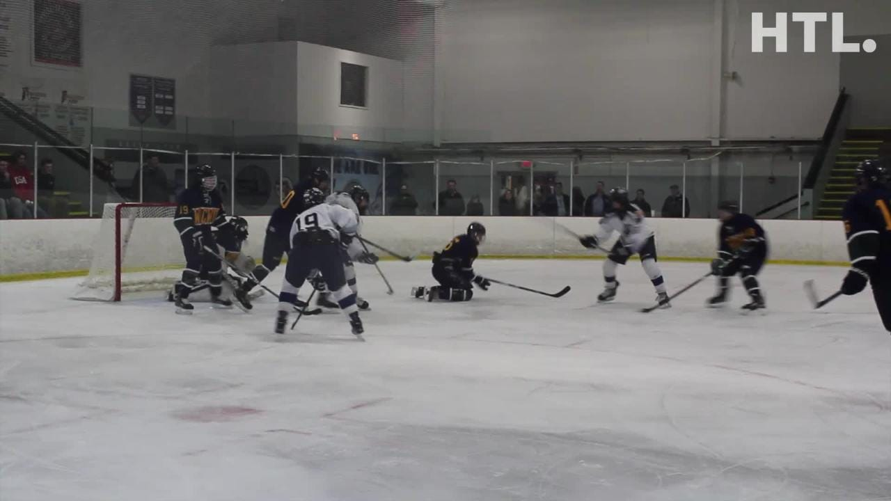 South Lyon Unified skates past Walled Lake Central Waterford Unified Wednesday at the Kensington Valley Ice House