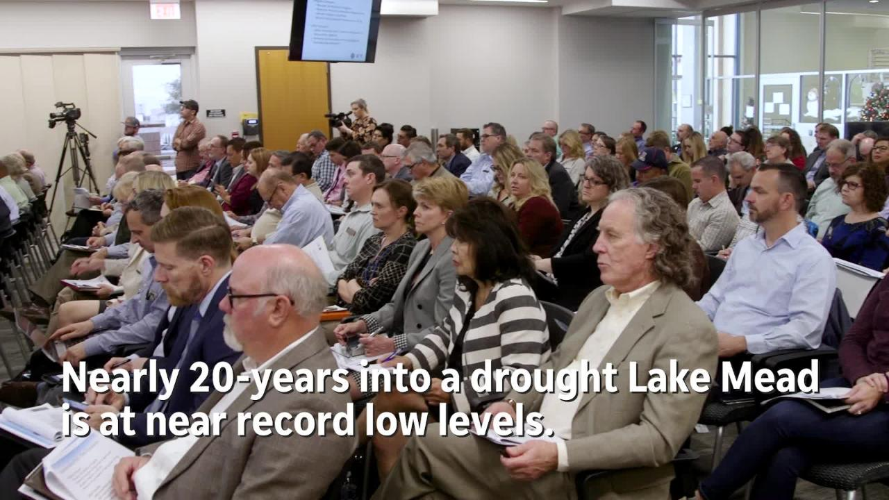 Arizona's top water managers continue to meet to create a drought contingency plan for Colorado River water supply.
