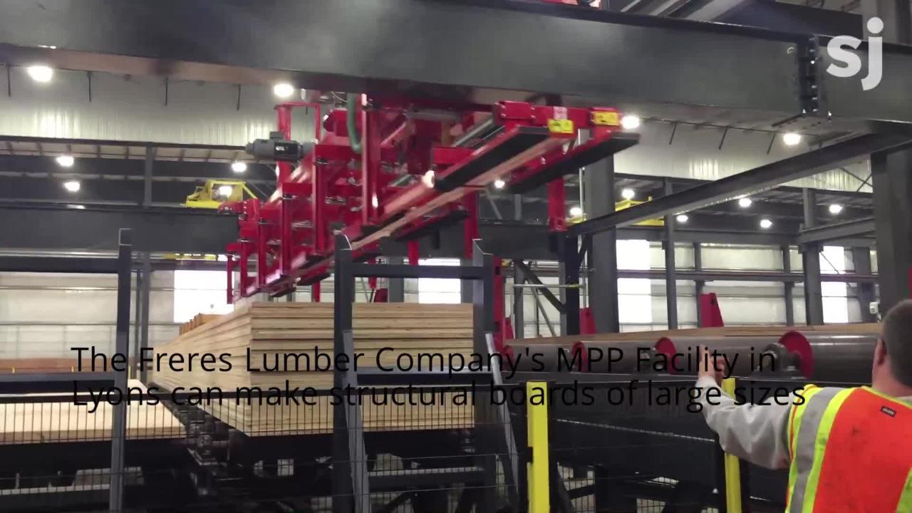 Freres Lumber MPP Facility