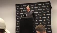 Drew Brees recaps the New Orleans Saints' surprising loss at Dallas.