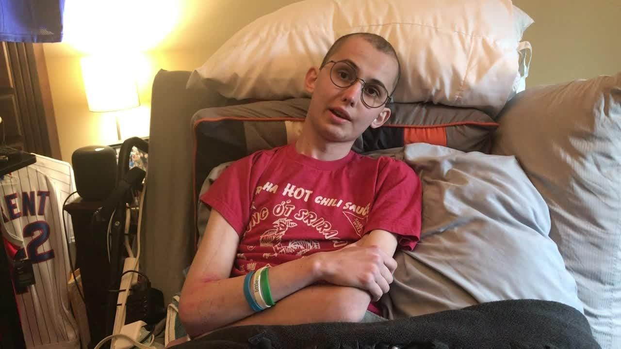 A really genuine human being   Purdue s Tyler Trent dies after battling  bone cancer 1f100aba613
