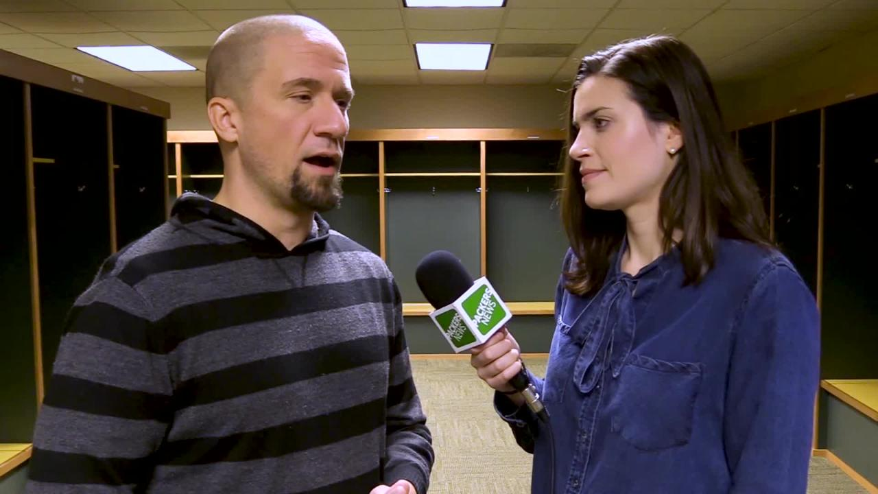 Olivia Reiner and Jim Owczarski make their predictions ahead of Sunday's home game against the Arizona Cardinals.