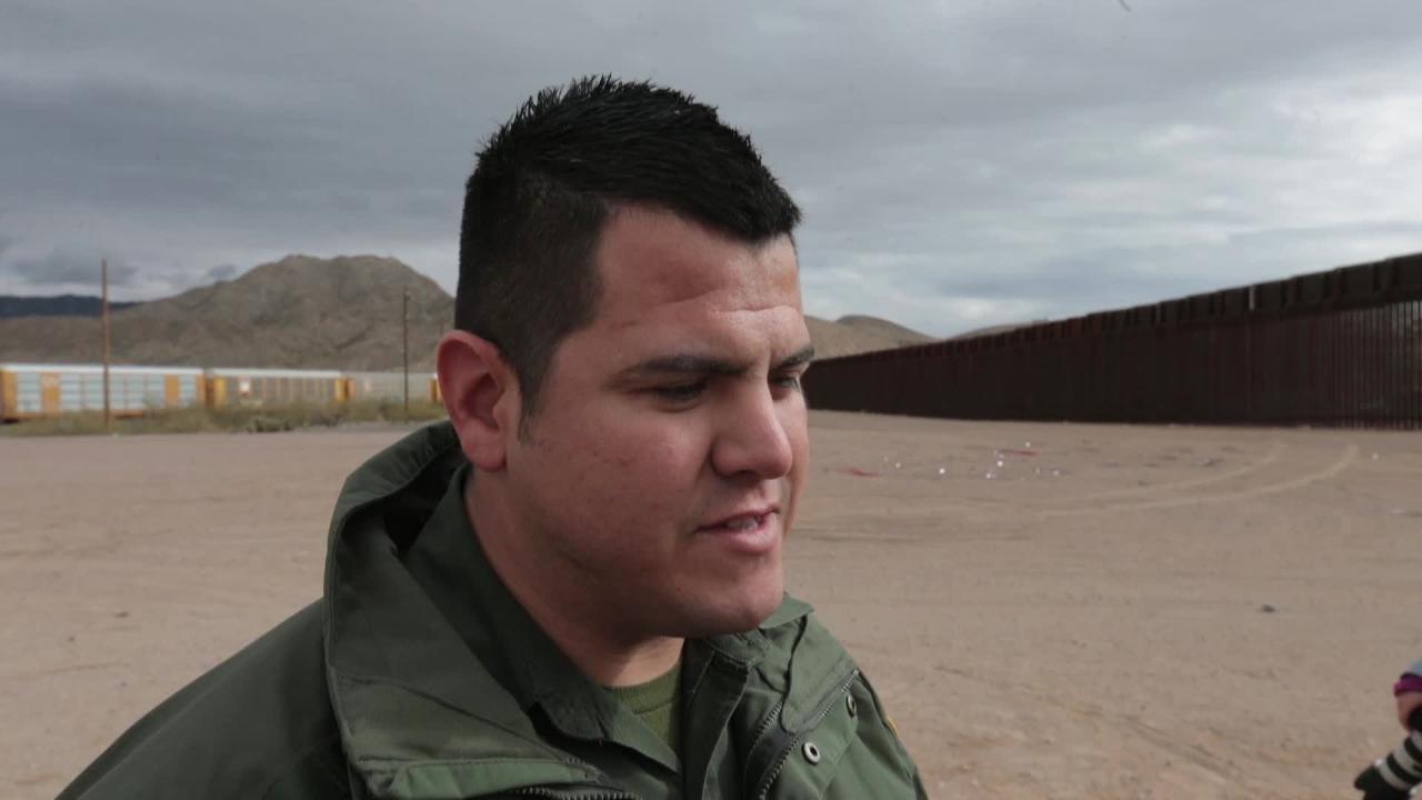 U.S. Border Patrol Holds Training Exercise in Anapra