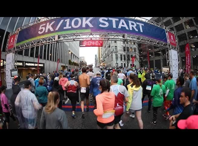 The 2018 St. Jude Memphis Marathon Weekend started early Saturday morning with more than 25,000 runners taking to the streets of Memphis.