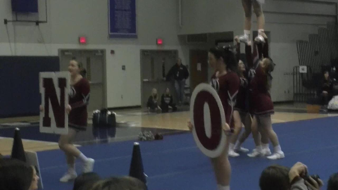 Check out highlights from the 2018 YAIAA competitive spirit championships.