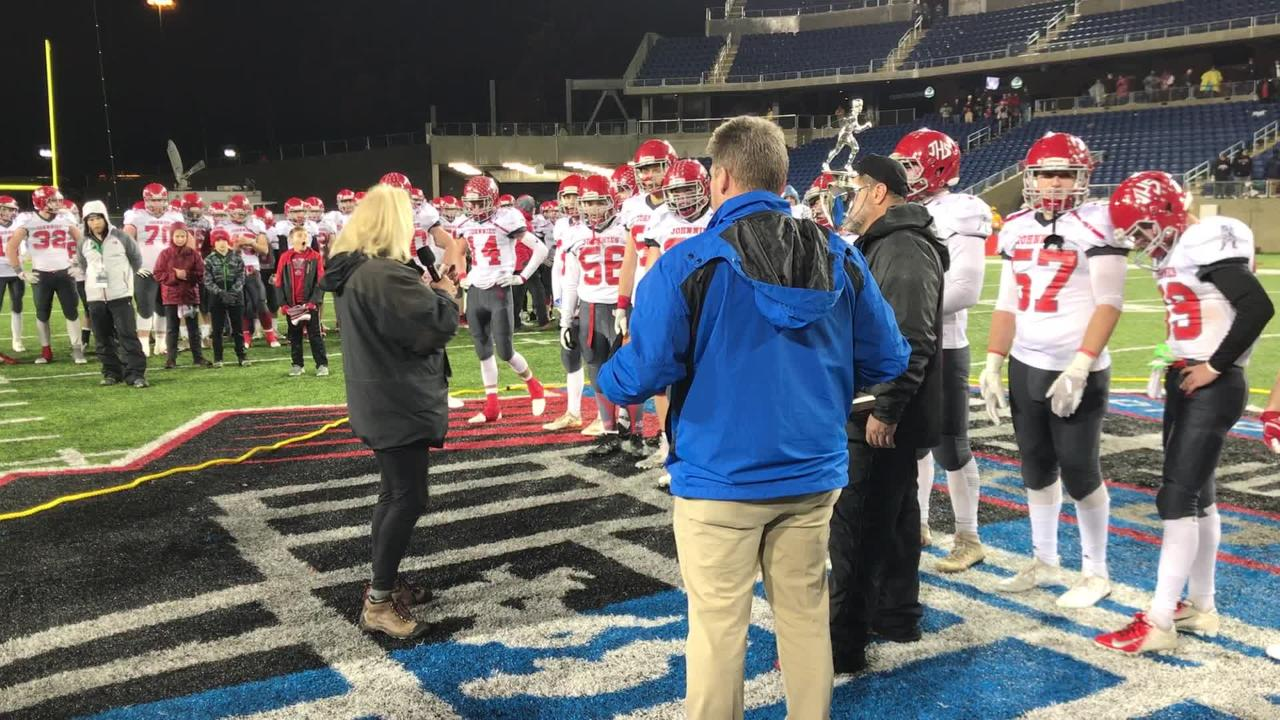 Johnstown finished as state runner-up for first time in program history.