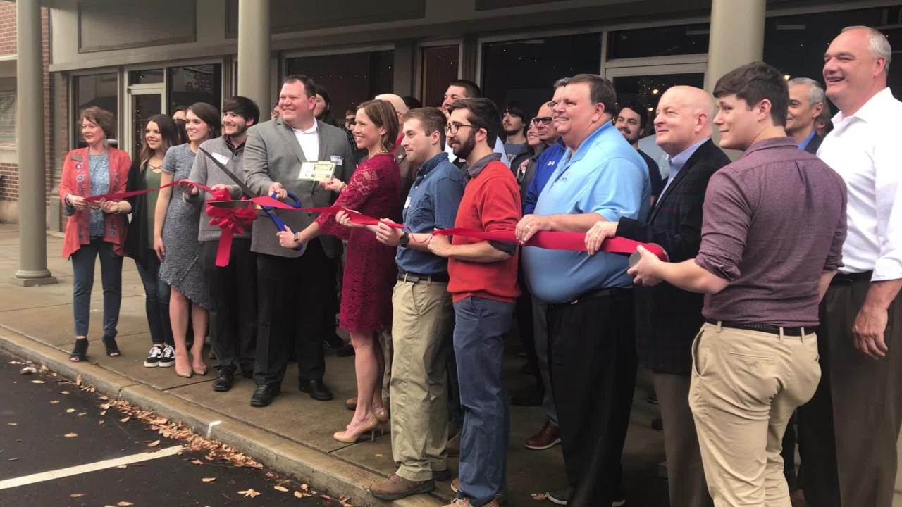 Core 10, a financial technology company based in Nashville, opened its Martin offices on Friday.