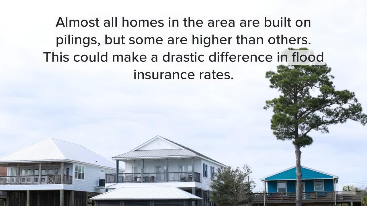 Some people rebuilt their homes on the water before new regulations and flood zones were put in place. What does that mean for insurance, home value?