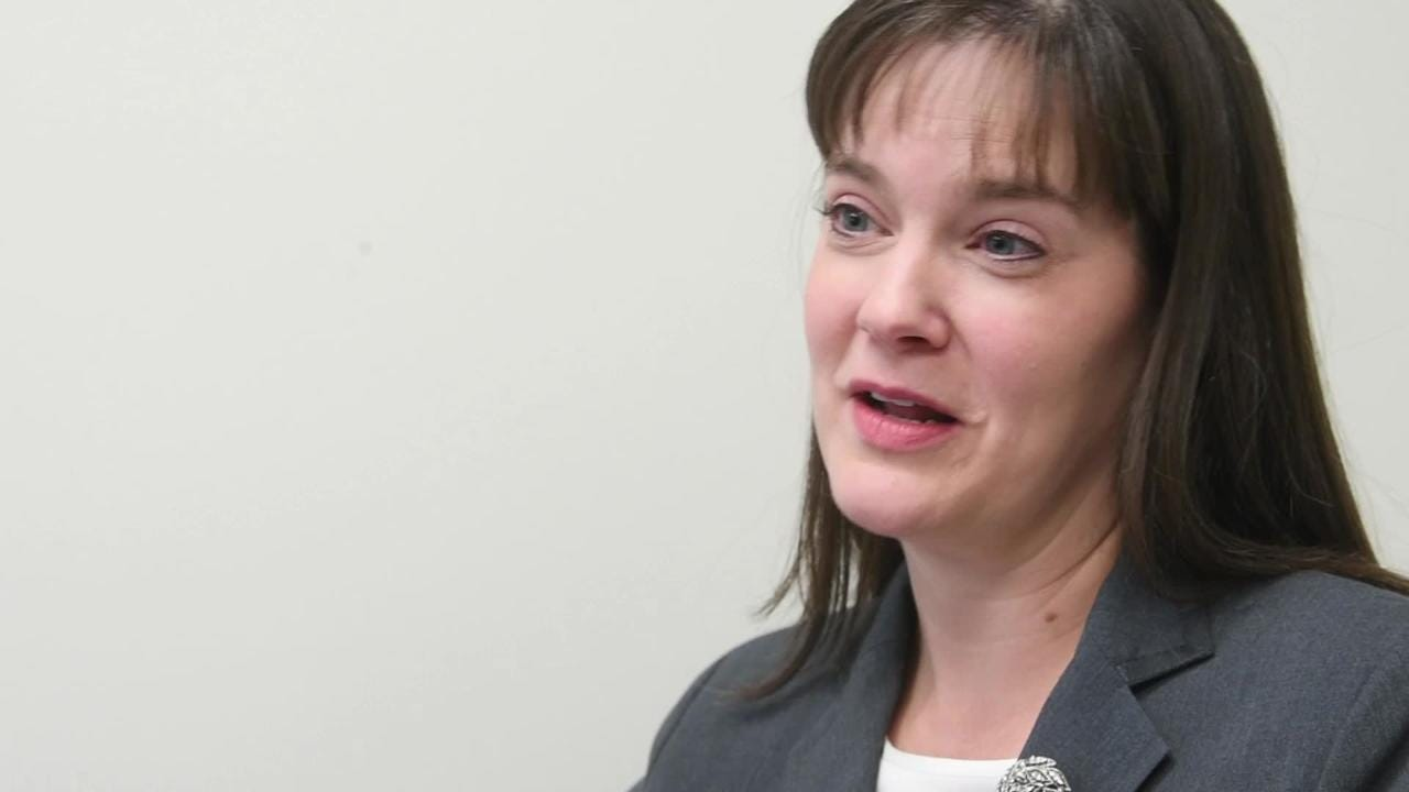 Tennessee Education Commissioner Candice McQueen has some advice for her successor