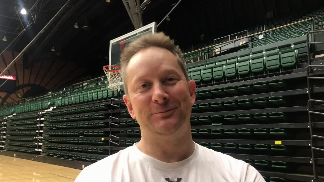 CSU basketball team faces Arkansas and likely first-round pick Daniel Gafford at 8 p.m. Wednesday at Moby Arena.