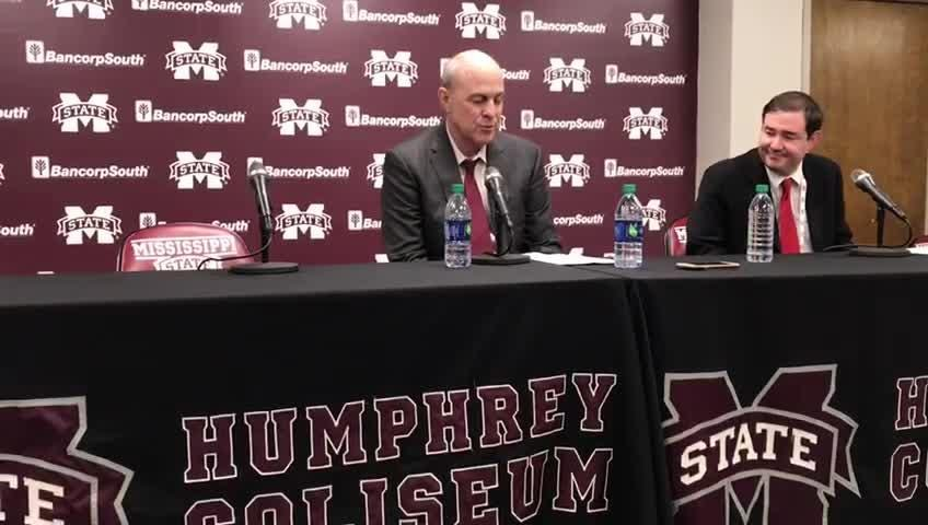 Mississippi State head coach Ben Howland on his team's win over McNeese State.