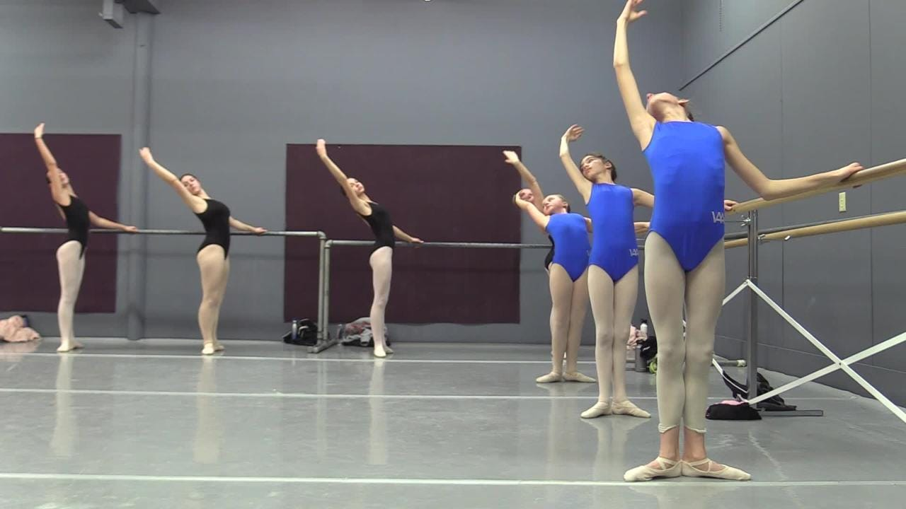 Valley Academy of the Arts gets dancers ready for performance and life