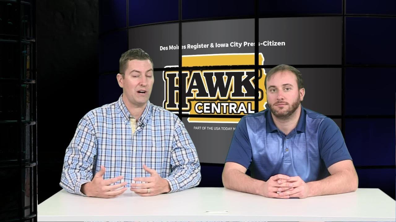 Chad Leistikow and Danny Lawhon talk about the Hawkeyes' upcoming trip to the Outback Bowl.