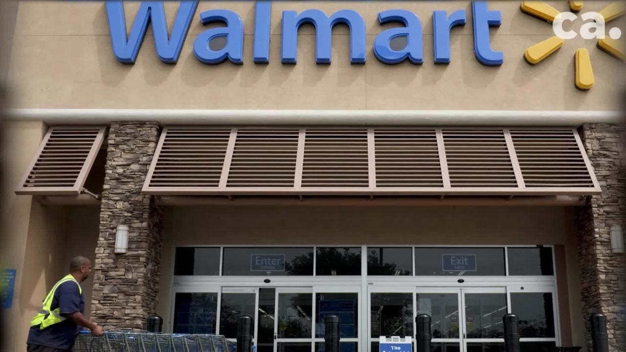 Equal Opportunity Employment Commission files suit against Wal-Mart over pregnancy discrimination