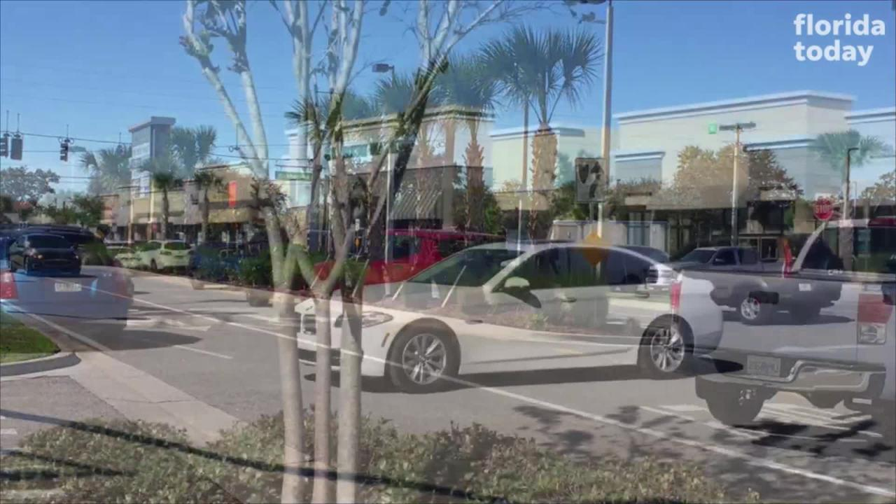 Half a dozen cars were burglarized in Suntree