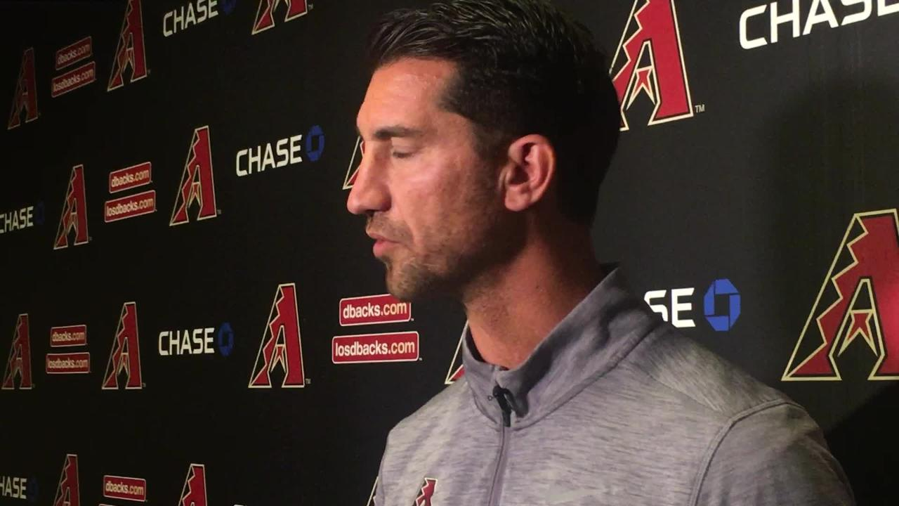 "Diamondbacks GM Mike Hazen called the trade of Paul Goldschmidt a ""bittersweet"" move for the team."