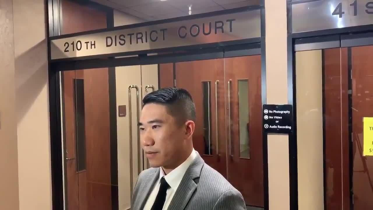The husband of a nurse killed at a Mardi Gras Block Party in 2017 talks about the guilty verdict against Lorenzo Anchondo for intoxicated manslaughter