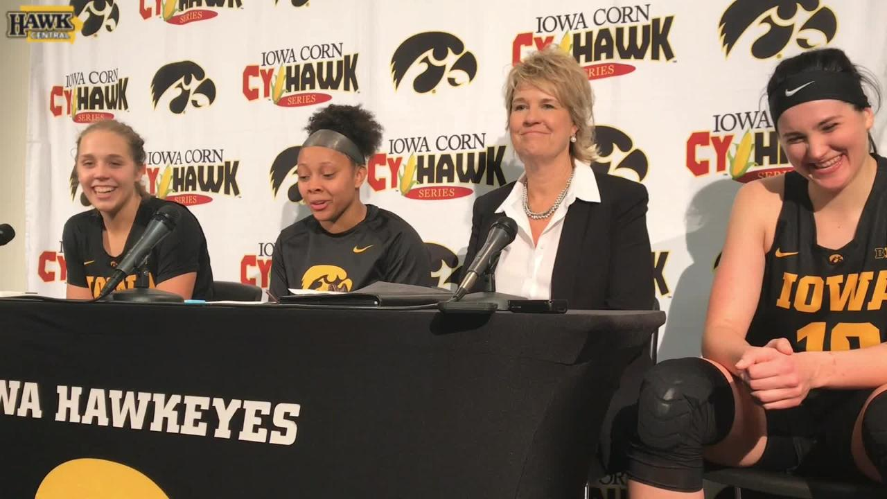 Tania Davis on game-winner: 'It means a lot'