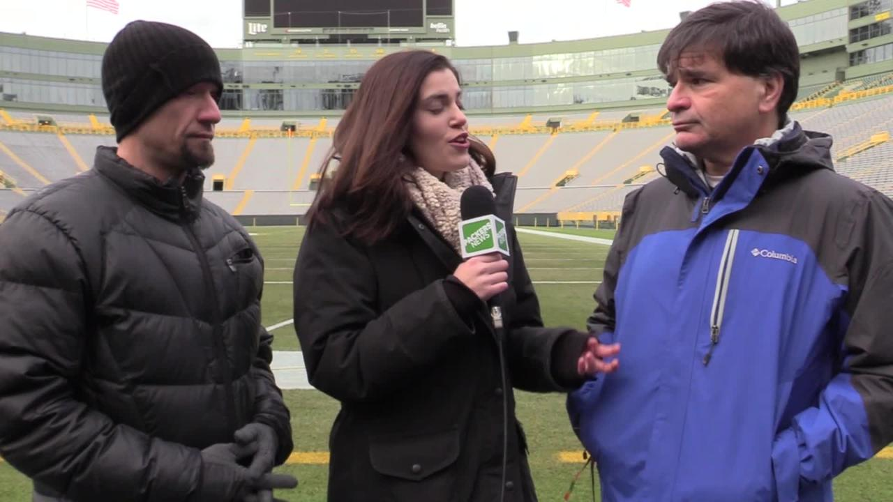 Jim Owczarski, Olivia Reiner and Tom Silverstein discuss Mike McCarthy's address to the Packers and noticeable changes under Joe Philbin so far.
