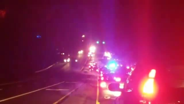 Dec. 6 fiery wreck at Apalachee Parkway Eastbound and Connor Blvd