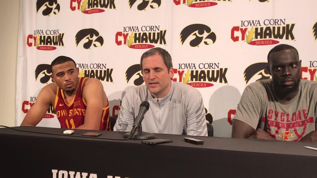 Steve Prohm apologized for his actions in Cy-Hawk game