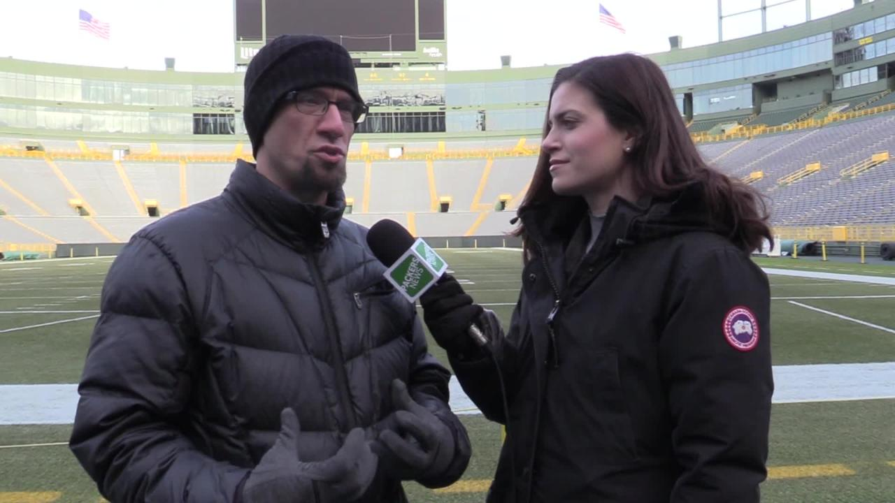 Jim Owczarski and Olivia Reiner discuss the most important topics heading into the Packers' game against the Atlanta Falcons.