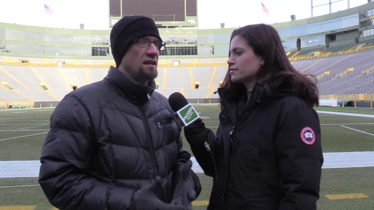 Jim Owczarski and Olivia Reiner make their predictions for the Packers' Week 14 game against the Falcons.