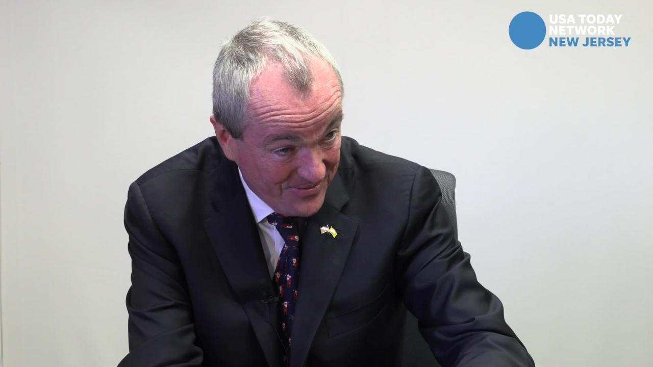Governor Murphy talks about marijuana legislation Marijuana
