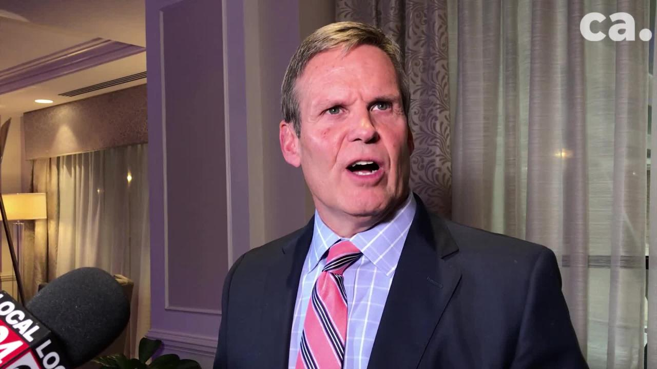 Gov.-elect Bill Lee wants more vocational training in Shelby County schools to improve workforce.