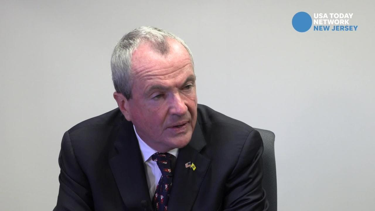 Governor Murphy discusses his first year in office