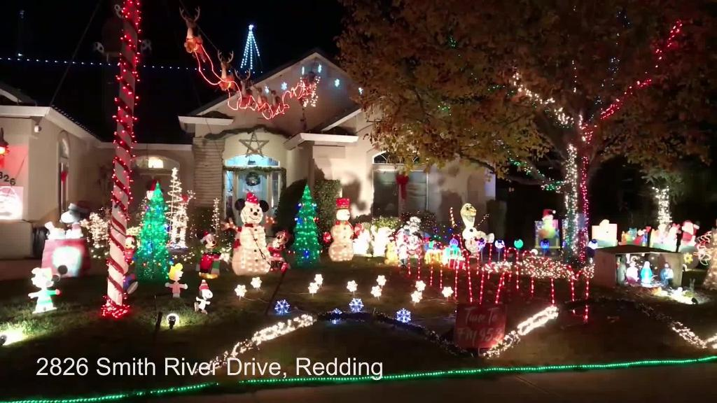 - Redding Christmas Lights: 11 Amazing Displays You Can See Now