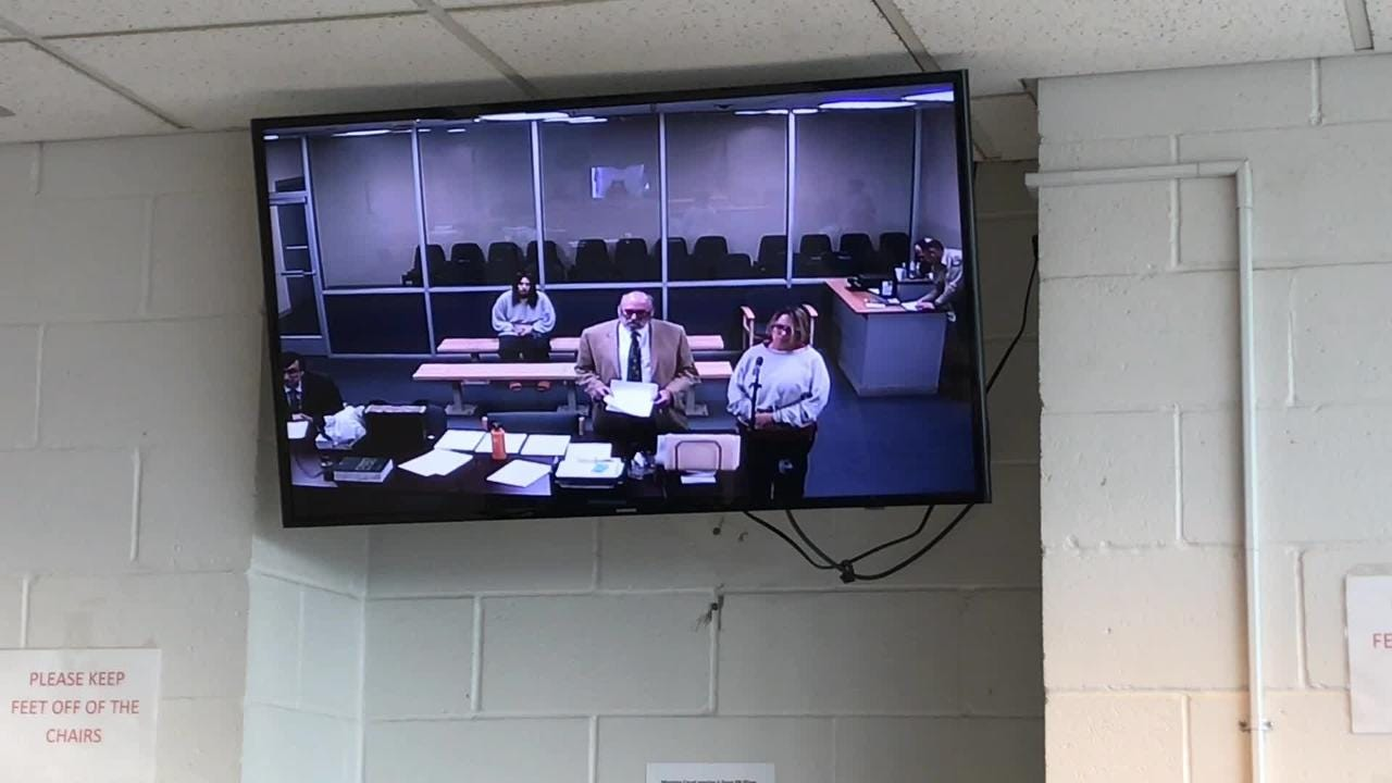 Teacher charged with forcibly cutting off boy's hair in class pleads not guilty