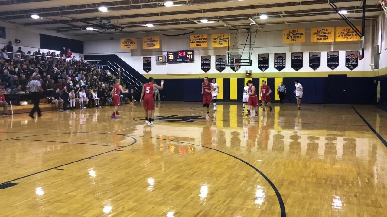 Video: Woodring's 41-point night leads Waverly over Notre Dame