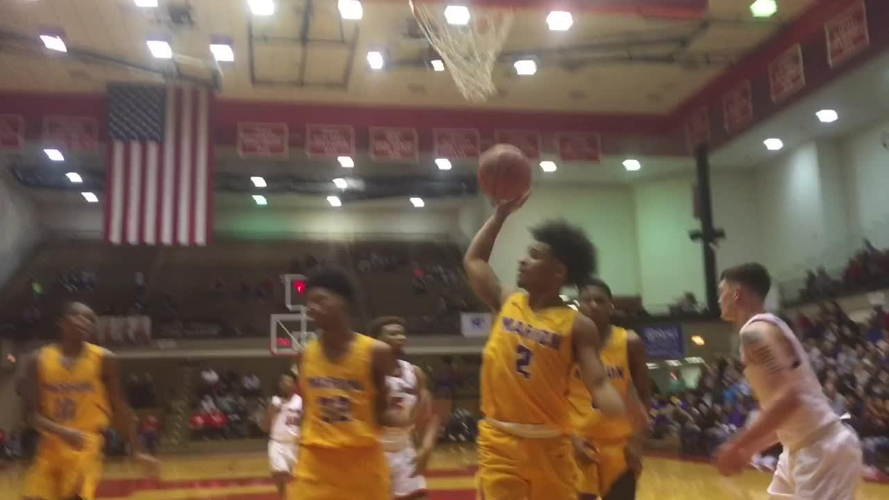 Richmond opened NCC play with an impressive win over state-ranked Marion