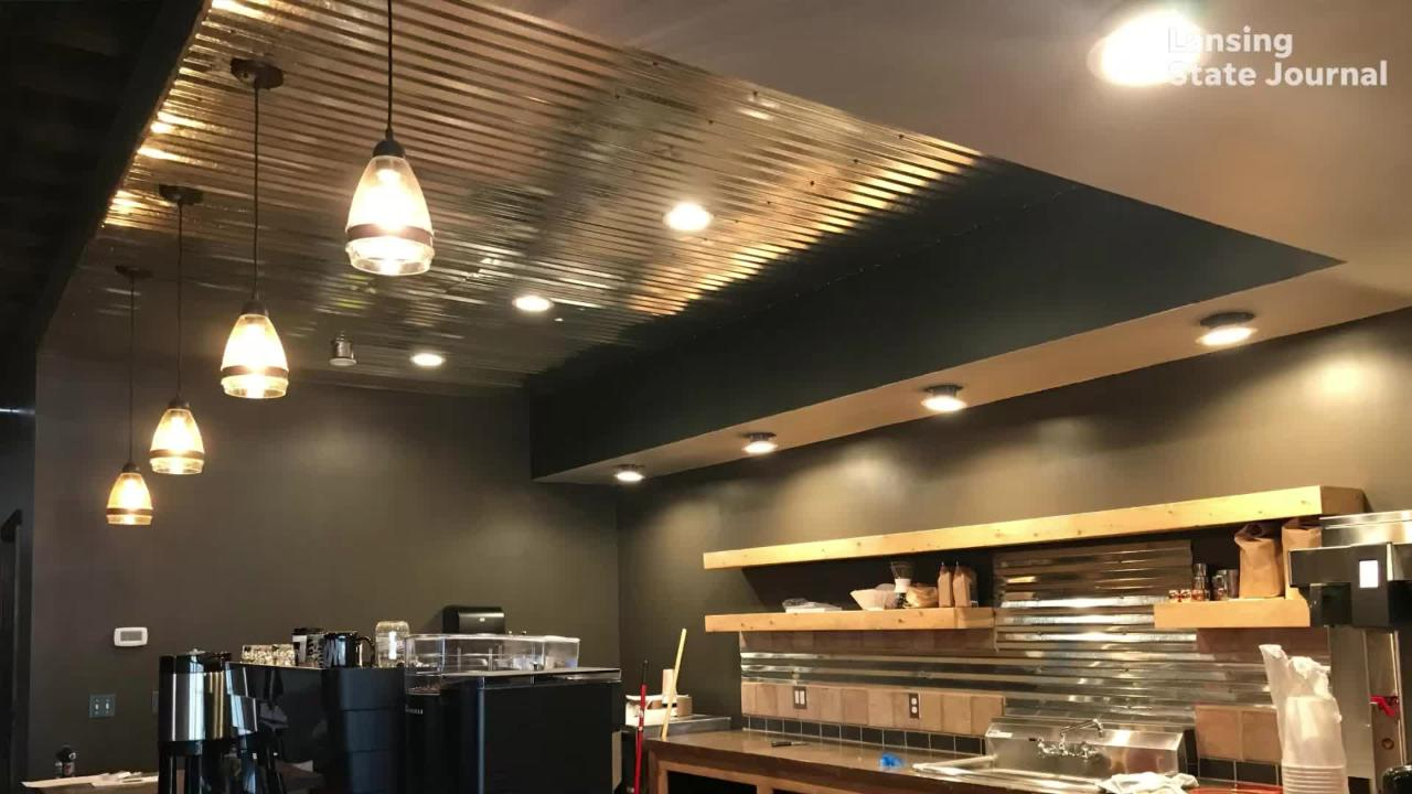 The Delta Township coffee cafe that will eventually serve craft beer and wine will occupy space just below Ministry Ink on Creyts Road.