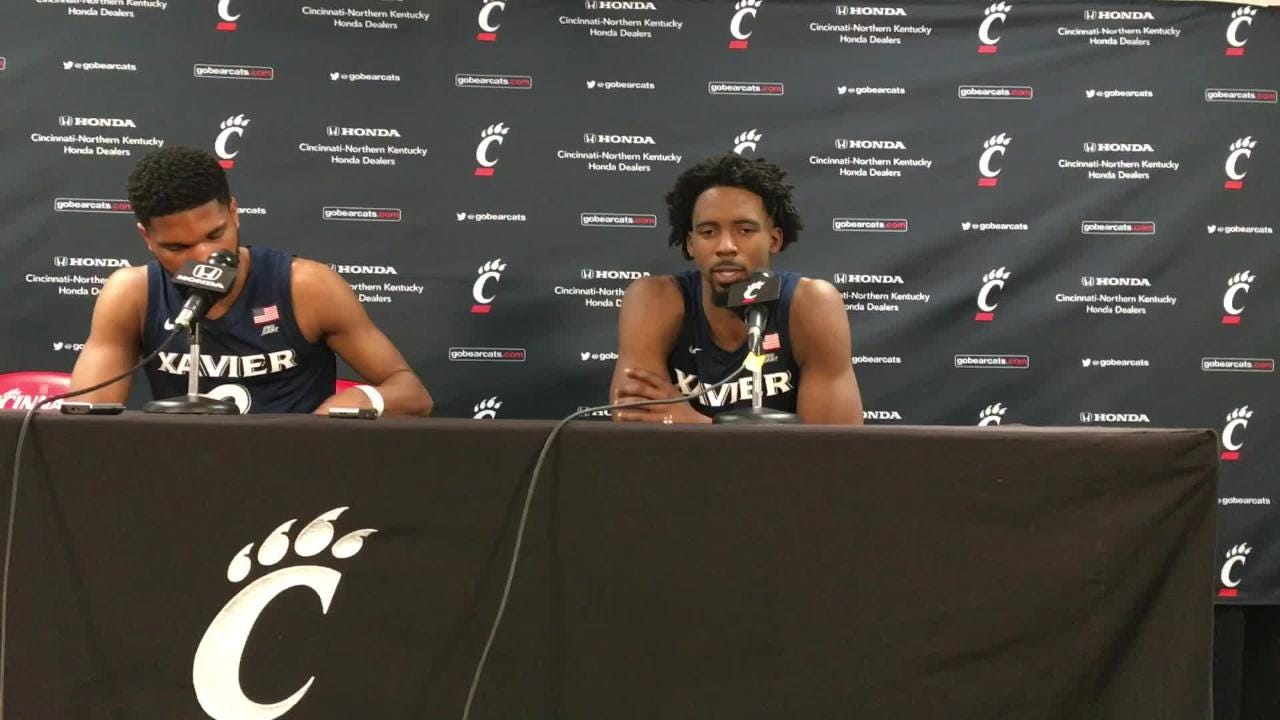 UC, Xavier post-Skyline Chili Crosstown Shootout comments
